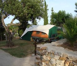 emplacement camping peniscola